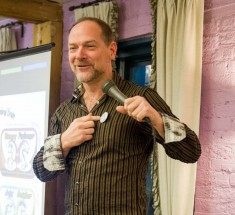 Les Stroud speaks about Who Arer You Meant to Be?